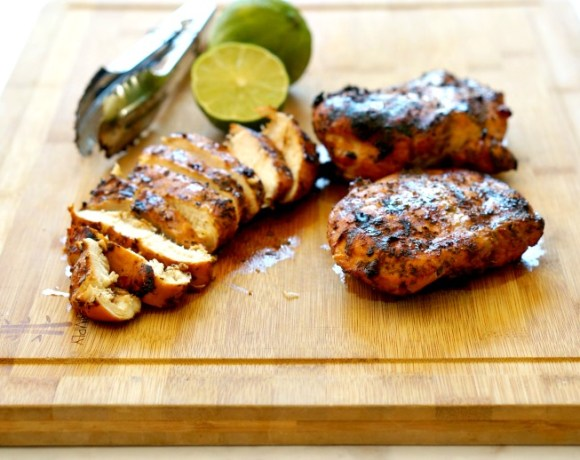 """With an easy recipe like my """"Best All-Purpose Chicken Marinade"""", you'll never need to buy bottled marinade again. This is a great marinade for chicken, but it's great with pork and beef, too!"""