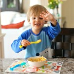 Kitchen Stories: SPOON & Toddler Soup Recipe