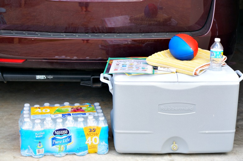 Hitting the road for spring break? Be sure to load up on the essentials, including Nestlé® Pure Life water (in 40 packs at Sam's Club!), and this DIY Travel Bingo game. Don't miss the tutorial to create your own DIY Travel Bingo in PicMonkey!