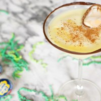 Cadbury Creme Egg Martini: #52WeeksofSweets, Week 9
