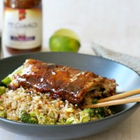 Two Ingredient Kung Pao Baby Back Ribs Recipe