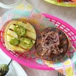 Sweet & Spicy Hawaiian Burgers – Vegetarian Style