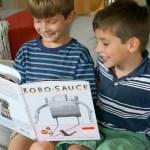 Kitchen Stories: ROBO-SAUCE Milk