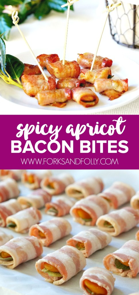 Guests for the holidays? Time to get prepared! Everyone loves our freezer-friendly Spicy Apricot Bacon Bites. Make-ahead and bake as needed.