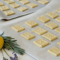 Lemon Springerle Cookies: #52WeeksofSweets, Week 30