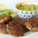 Freezer-Friendly Homemade Black Bean Quinoa Patties