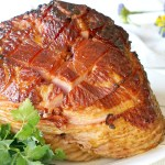 Easy Easter Ham with Five Simple Glazes