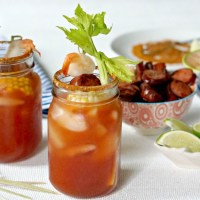 Low Country Michelada: Brunch in a Cup