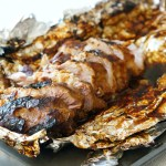 The Easiest Grilled Baby Back Ribs