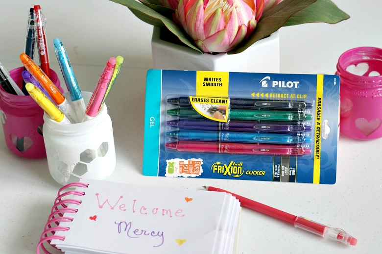 DIY Mason Jar Pencil Holders for Back to School Supply Organization