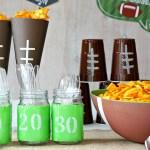 Easy DIY Football Party Décor Ideas