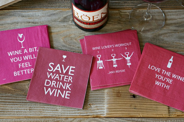 Host the best blind wine tasting party ever with this fun party idea. BYOB (or in this case, 'W') has never been so fun!