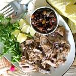 Cuban Mojo Slow Cooker Pork Roast