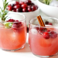 Make This: Cranberry Spiced Holiday Punch