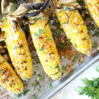 You Need This Beer Poached Grilled Corn Recipe!