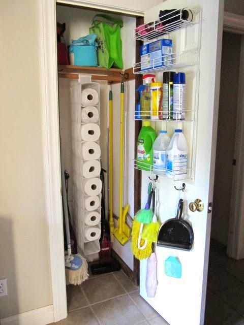 organized-broom-closet