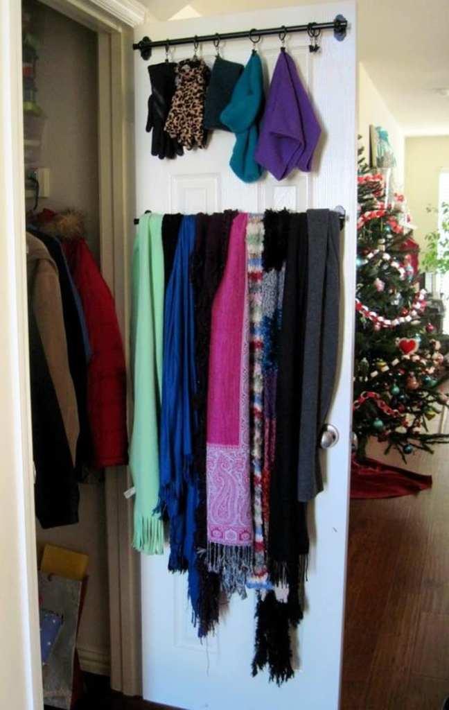Foyer Closet Jewelry : Clever home organization hacks forks n flip flops