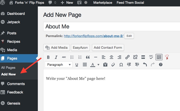 add-new-page