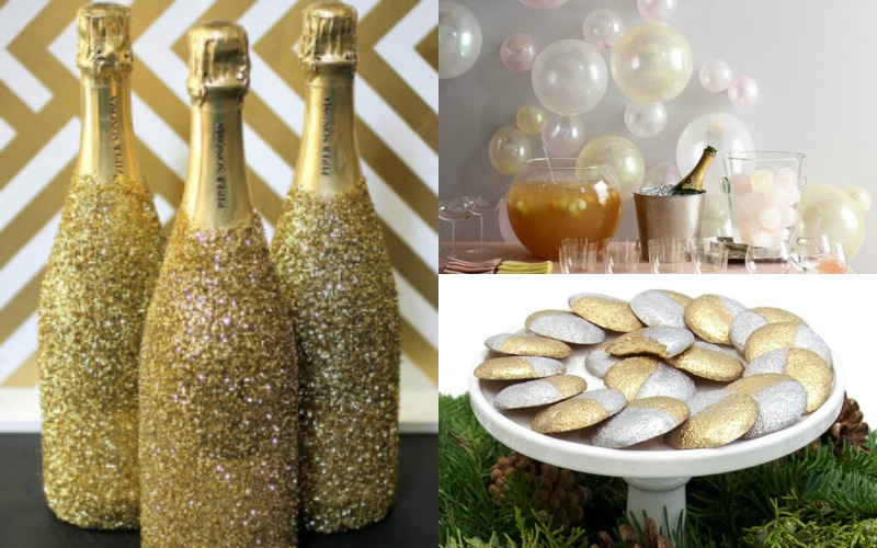 8 New Years Decor Ideas You Can Make In 1 Hour - Forks 'n ...