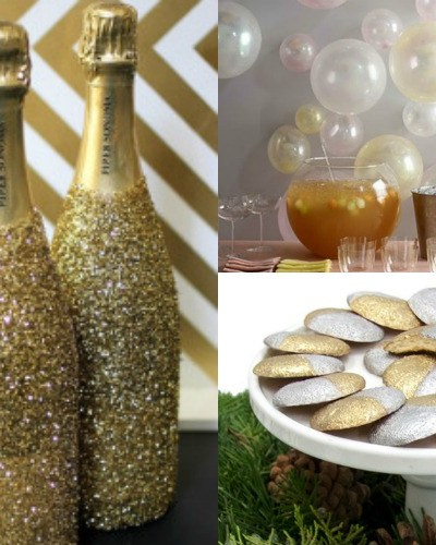 8 New Years Decor Ideas You Can Make In 1 Hour