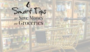 6 Useful Tips to Stop Wasting Money On Groceries