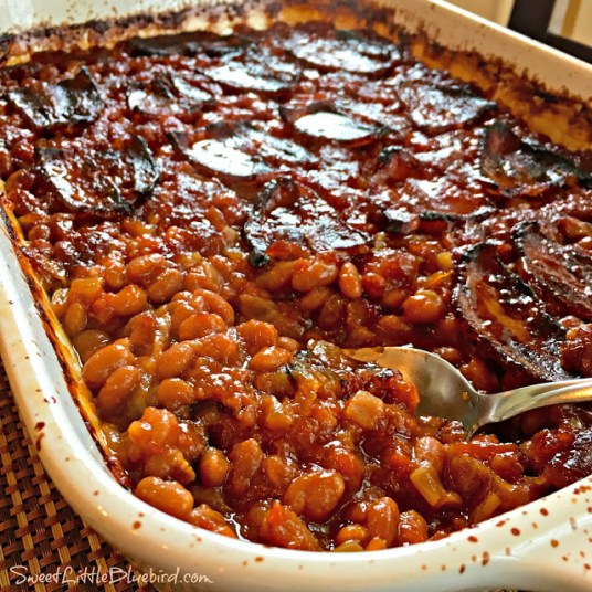 Best Bacon Baked Beans