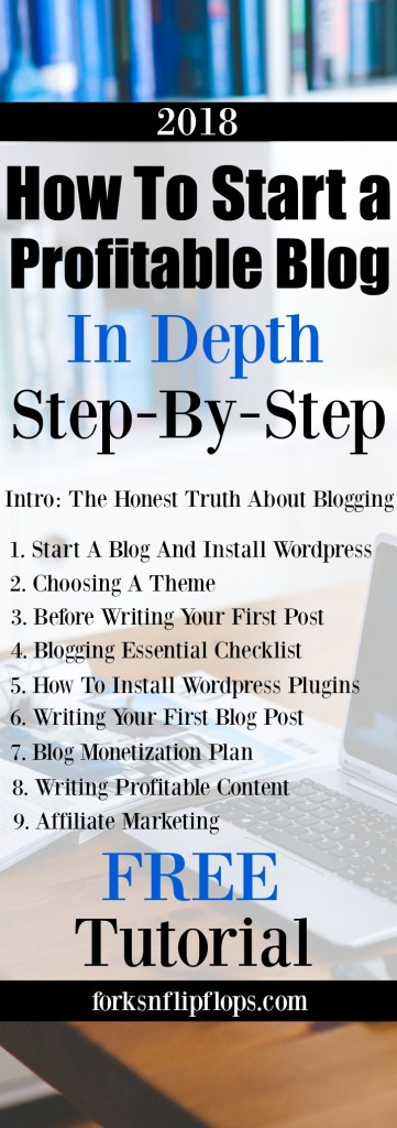 Start A Blog Free Tutorial