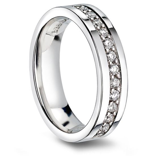 Diamantring 02 Ct