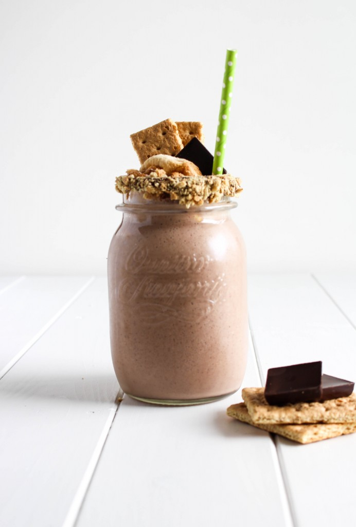 S'mores Smoothie