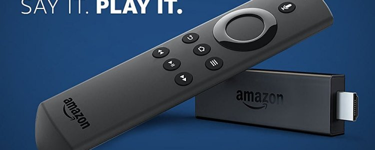 Fire TV Stick - Say It, Play It
