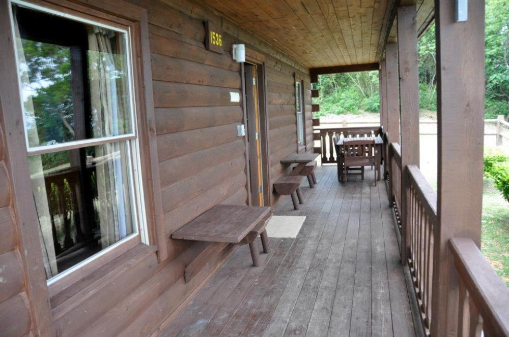 Camping Cabins In Virginia