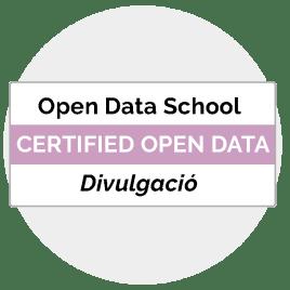 Curs de Divulgació Open Data