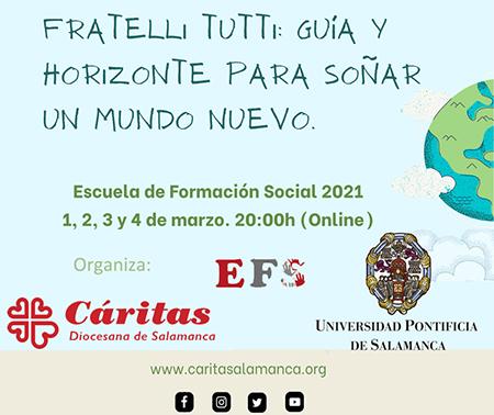 Escuela de Formación Social 2021