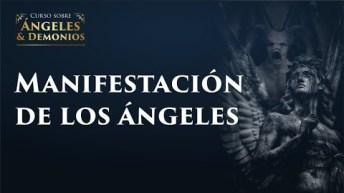 Manifestación de los ángeles