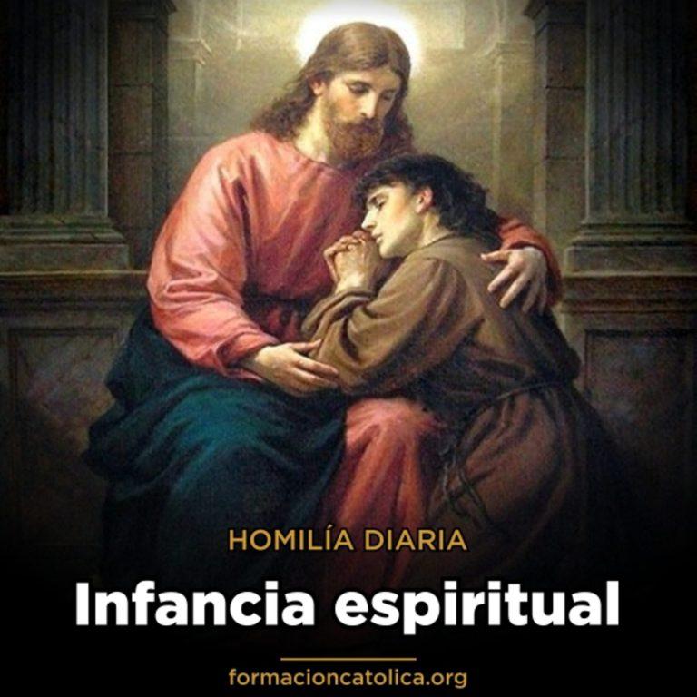 [Homilía Diaria] Infancia espiritual (Domingo XIV – Durante el año)