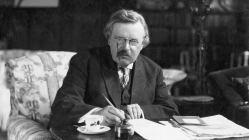 Gilbert K. Chesterton: ¿Por qué me convertí al catolicismo?