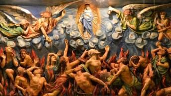 Novena, almas del Purgatorio