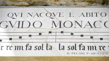 Juan el Bautista y las 7 notas musicales