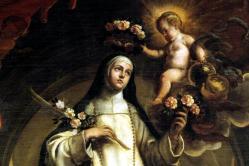 Confidentes del Sagrado Corazón de Jesús: Santa Rosa de Lima