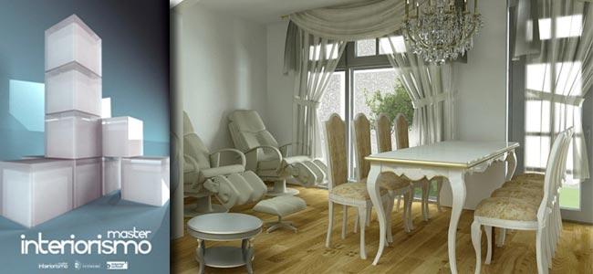 Máster online de interiorismo 3D