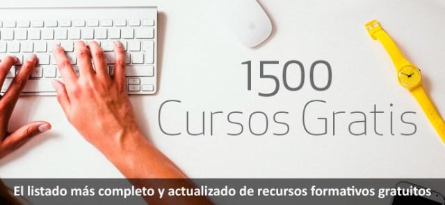 Cursos Online Gratuitos 2018 MÁS de 1600!! [ACTUALIZADOS]