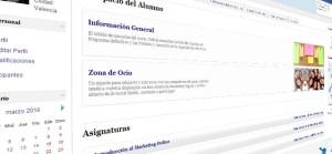 Plataforma de estudio de FUNED