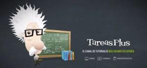 TareasPlus: Cursos de Matemáticas, Ciencias y Finanzas