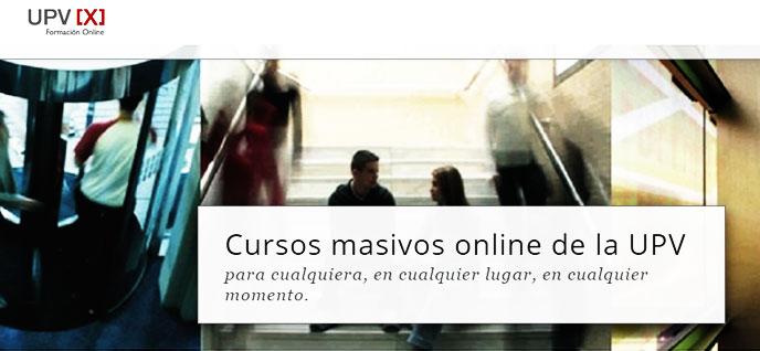 MOOC UPVX, cursos gratis de la Universidad Politécnica de Valencia