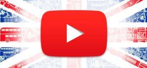 96 vídeos gratis de Youtube para aprender inglés