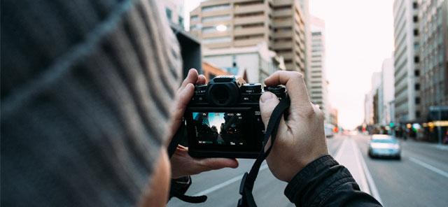 Curso de fotografia gratis con diploma