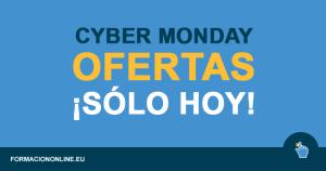 Cyber Monday. Ofertas de cursos increíbles, hasta el 90%!!!