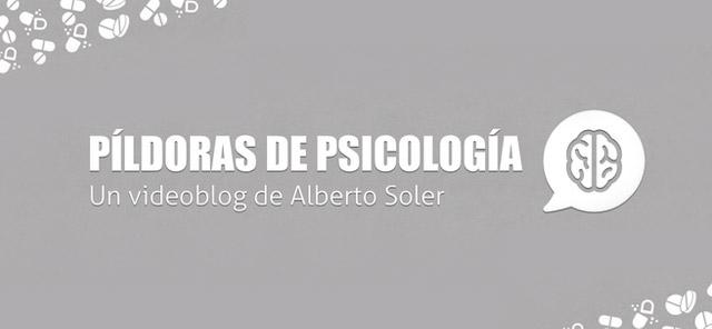 Píldoras de Psicología, un videoblog que no puedes perderte