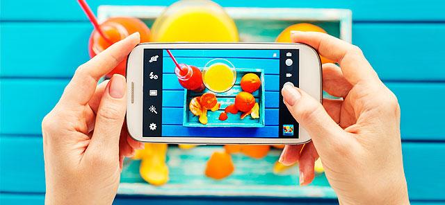 Curso Online de Iniciación a la Fotografía con Smartphone al 93% de Descuento