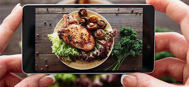 Curso de fotografía gastronómica con móvil, Gratis para los primeros